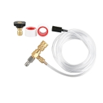 High Pressure Cleaning Machine 3/8 Inch Quick Connection Adjustable Foam Nozzle