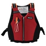 Manner QP2025 Buoyancy Vest Dragon Boat Kayak Paddle Board Buoyancy Vest(Red)