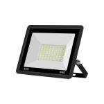 50W Linear LED Spotlight Outdoor Project Light Waterproof Garden Energy-Saving Lighting Floodlight, Style:(Cold White Light)