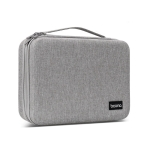 Baona BN-F011 Laptop Power Cable Digital Storage Protective Box, Specification: Extra Large Gray