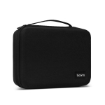 Baona BN-F011 Laptop Power Cable Digital Storage Protective Box, Specification: Extra Large Black