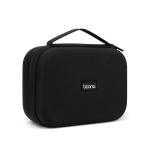 Baona BN-F012 Multi-Function Digital Storage Bag Data Cable Storage Protection Box(Black)