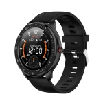 NORTH EDGE N06 Fashion Bluetooth Sport Smart Watch, Support Multiple Sport Modes, Sleep Monitoring, Heart Rate Monitoring, Blood Pressure Monitoring(Black)