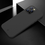 X-level Wing Series Shockproof Ultra Thin Matte Protective Case For iPhone 13 Pro Max(Transparent Black)