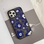 Thickened TPU Shockproof Protective Case For iPhone 11(Flower)