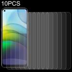 For Lenovo K12 Pro 10 PCS 0.26mm 9H 2.5D Tempered Glass Film