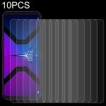 For Lenovo Legion Duel 2 10 PCS 0.26mm 9H 2.5D Tempered Glass Film