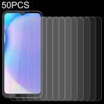 For Lenovo A8 2020 50 PCS 0.26mm 9H 2.5D Tempered Glass Film