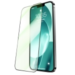 Benks V Pro Green Light Eye Protection Anti Blue-ray Full Screen Tempered Glass Film For iPhone 13 Pro Max