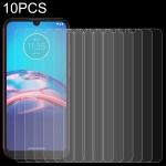 For Motorola Moto E6i 10 PCS 0.26mm 9H 2.5D Tempered Glass Film