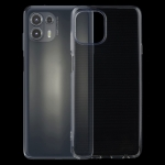 For Motorola Edge 20 Lite 0.75mm Ultra-thin Transparent TPU Soft Protective Case
