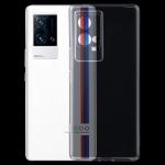 For vivo iQOO 8 Pro 0.75mm Ultra-thin Transparent TPU Soft Protective Case
