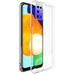 For Samsung Galaxy A03s EU Version IMAK UX-5 Series Transparent Shockproof TPU Protective Case