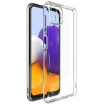 For Samsung Galaxy A22 4G IMAK UX-5 Series Transparent Shockproof TPU Protective Case