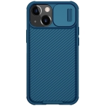 NILLKIN CamShield Pro Magnetic Magsafe Case For iPhone 13(Blue)