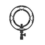TEYUN T9 Live Microphone Metal Shockproof Bracket (Black)