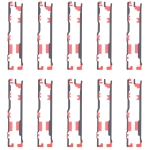 10 PCS Front Housing Adhesive for Huawei Mate 40