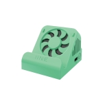 IINE Portable Video Conversion Base With Fan Cooling HDMI Video Converter For Nintendo Switch(Green-L390)