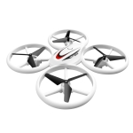 S123 Remote Control Colorful Light Drone Mini Quadcopter Fixed Height Children Electric Toy,Style: Single Battery