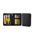 2 Set 9 In 1  Nail Clipper Set Manicure Set Stainless Steel Nail Clipper Manicure Tool