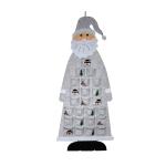 Handmade Felt Christmas Tree Decoration Children DIY Christmas Decorations, Style: Gray Calendar