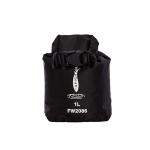 AFISHTOUR Outdoor Bunch Storage Bag Multi-Function Light Thin Waterproof Storage Bag, Size: 1L(Black)