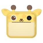 P1 Children Camera Printer Digital Toys Pocket Student Homework Mistakes Collections Printer, Style: Deer