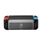 TPU + PC Protecive Cover for Nintendo Switch OLED (Black)
