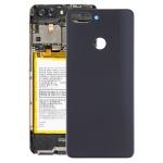Glass Battery Back Cover for ZTE Blade V9(Black)