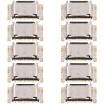 10 PCS Charging Port Connector for OPPO Reno4 se PEAT00, PEAM00